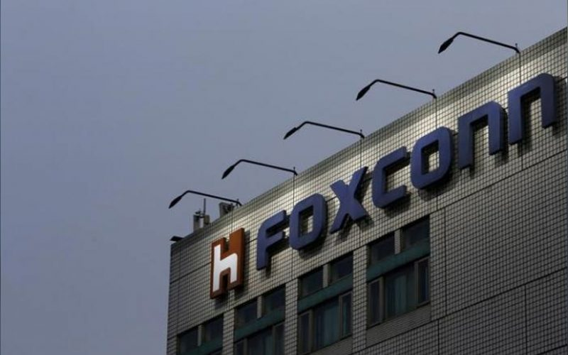 foxconn 800x500 - Foxconn Shareholders Approve Plan to List Unit in Shanghai