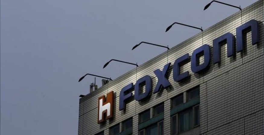 foxconn 875x450 - Foxconn Shareholders Approve Plan to List Unit in Shanghai