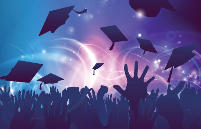 graduation mortar boards education college  100745594 large 700x450 - Education of the future: everywhere, for everyone, all the time