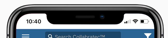 iphonex1 notification bar