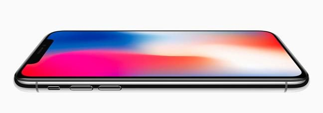 iphonex front side flat - Apple iPhone X: Two weeks in the life of an anxious user