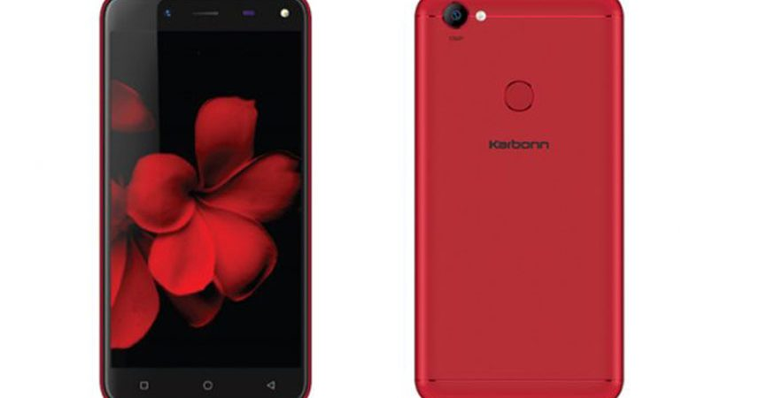 karbonn phone 2 875x450 - Karbonn Titanium Frames S7 launched in India: Price, Specifications And More
