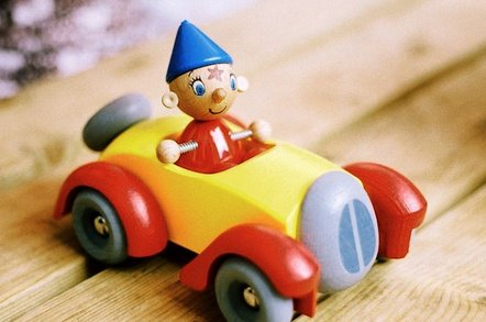 noddy car jeremy tarling w648px - Brit transport pundit Christian Wolmar on why the driverless car is on a 'road to nowhere'