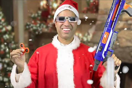 pai santa clown - What do Cali, New York, Hawaii, Maine and 18 other US states have in common? Fighting the FCC on net neutrality