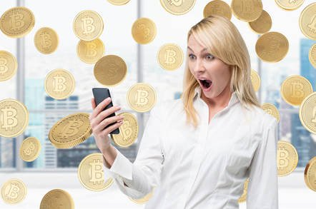 shutterstock btc shock - Crypto-cash exchange BitConnect pulls plug amid Bitcoin bloodbath