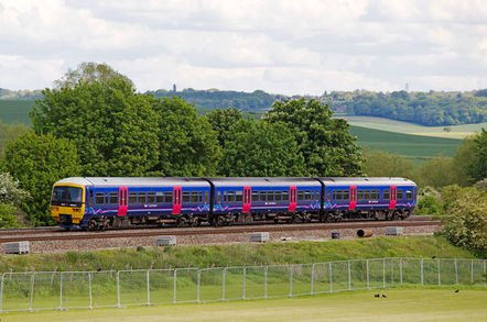 shutterstock train moulsford - 'Bitcoin heist' shock: Cops seek 4 for aggravated burglary in Midsomer Murders town