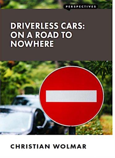 book cover driverless car