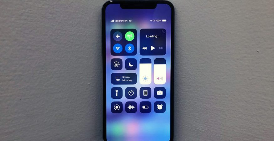 Apple iPhone X 5 875x450 - Samsung Electronics to Slash OLED Panel Production as iPhone X Demand Disappoints