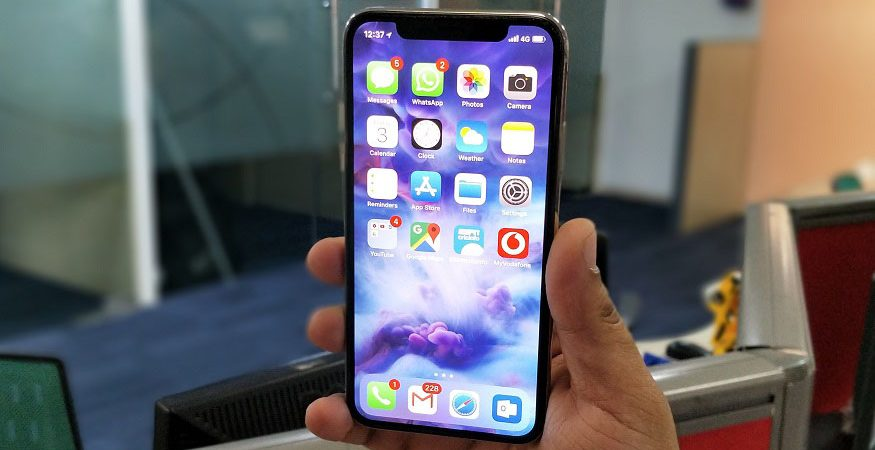Apple iPhone X Display 875x450 - Strong iPhone Prices, Cash Plans Buoy Apple Shares After Muted Outlook