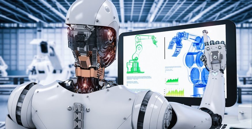 Artificial Intelligence Robot 875x450 - Artificial Intelligence Sparks Hope And Fear, US Poll Shows