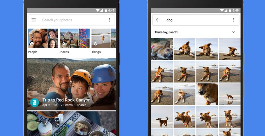 Google Photos 01 875x450 - Google Photos Gets AI-Powered Video Feature
