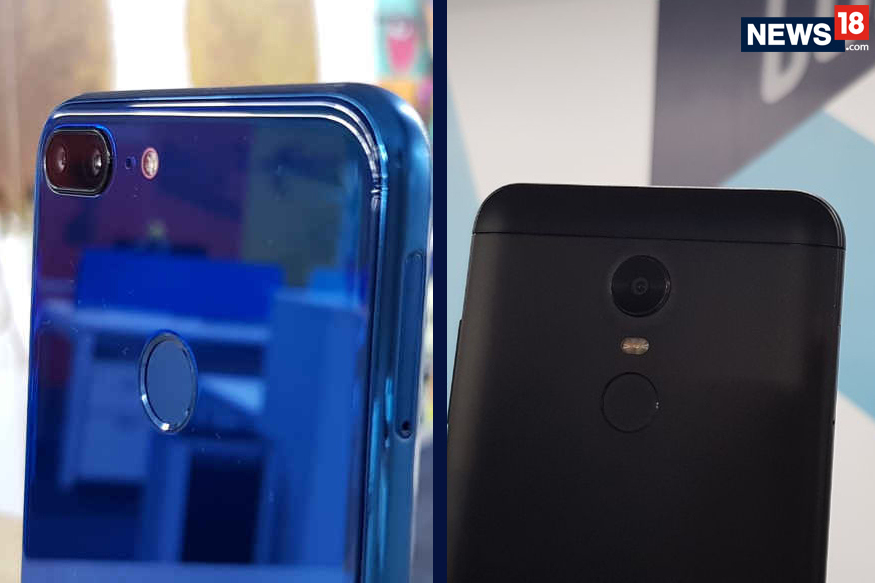 Honor 9 Lite vs Xiaomi Redmi Note 5 cameras