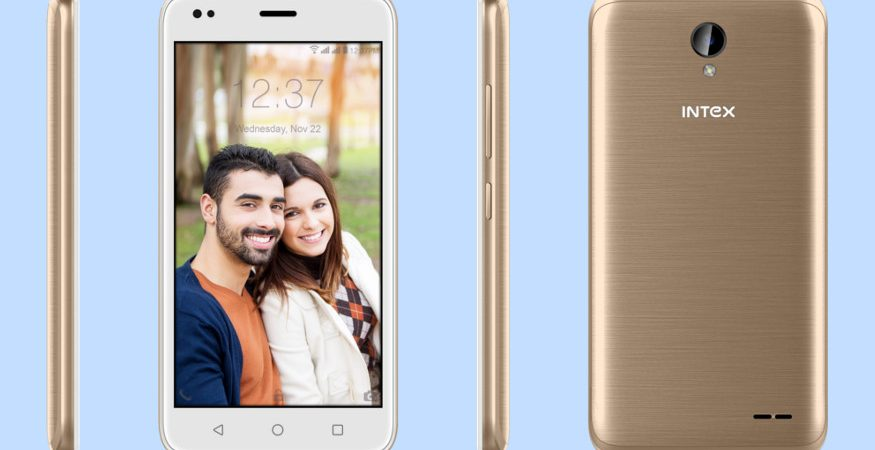 Intex Aqua 875x450 - Intex Aqua Lions T1 Lite Launched For Rs 3,899