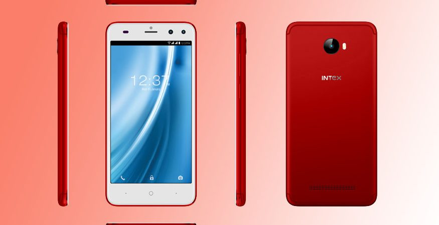 Intex Elyt Red Smartphone 875x450 - Intex Elyt Dual Launched in 'Royal Red' Colour at Rs 6,999 as a Limited Edition