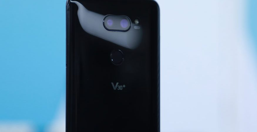 LG V30 Plus 2 875x450 - LG Set to Unveil 'Vision AI', Its Own AI Tech For Smartphones at The MWC 2018