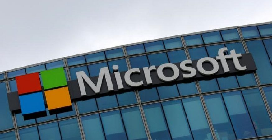 Microsoft 875x450 - Microsoft Sees Growth in Its Cloud Computing Business, Led by Office 365 And Azure