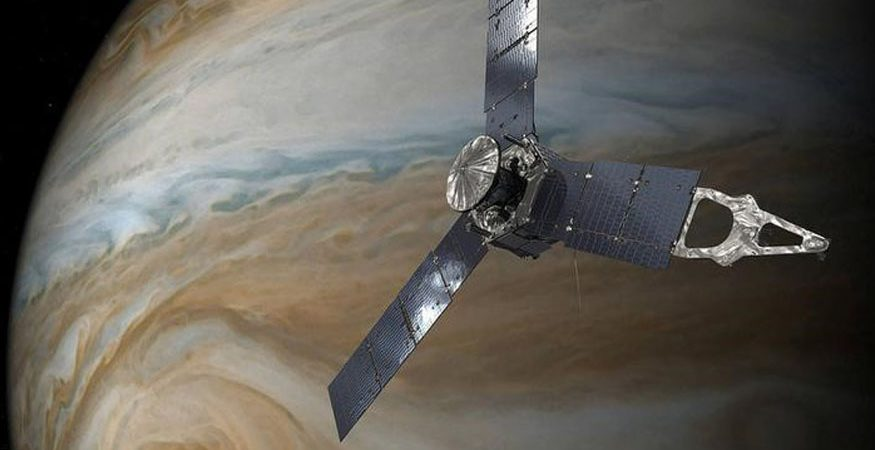 NASA JUNO JUPITER 875x450 - NASA's Juno Probe Completes 10th Science Orbit of Jupiter