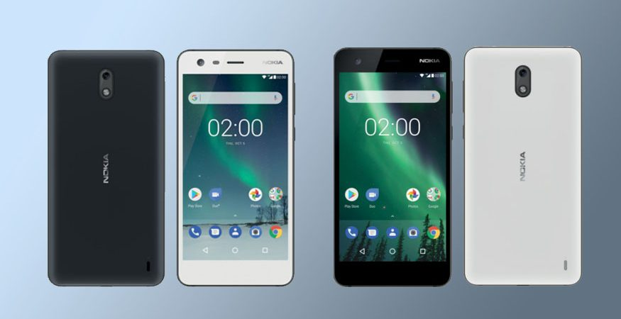 Nokia 2 Image 875x450 - Nokia 3 and Nokia 2 to Fetch Rs 2,000 Cashback With Airtel Bundling