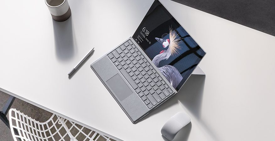 SURFACE PRO 875x450 - Microsoft Surface Pro Launched in India, Price Starts at Rs 64,999