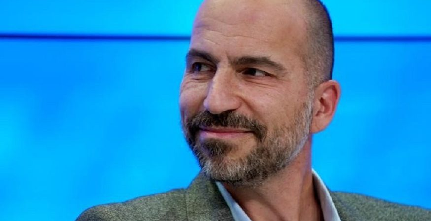 Uber CEO Dara Khosrowshahi 875x450 - Uber CEO Sees Commercialisation of Flying Taxis in 5-10 Years