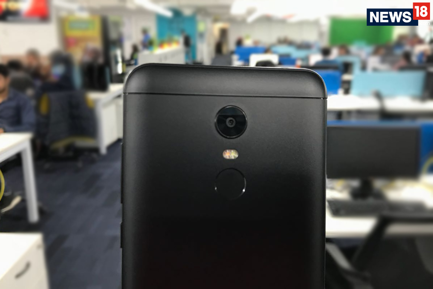 Xiaomi Redmi Note 5 Primary Camera