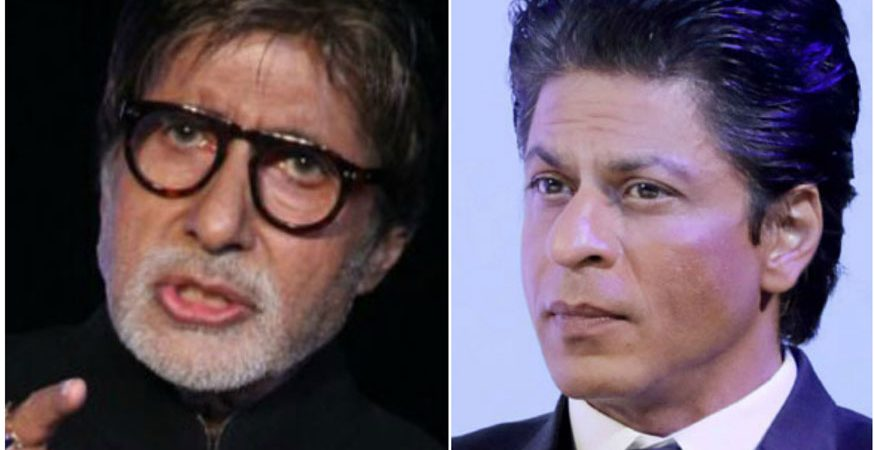 amitabh bachchan and shah rukh khan 875x450 - Amitabh Bachchan Threatens To Leave Twitter As Shah Rukh Khan Scores 32.9 Mn Followers
