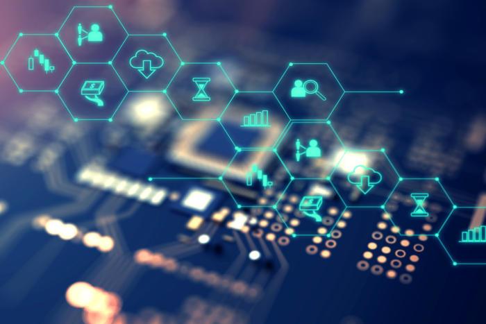 fintech financial technology icons circuit board thinkstock 664731514 3x2 100736056 large - Data, metadata and the AI horizon