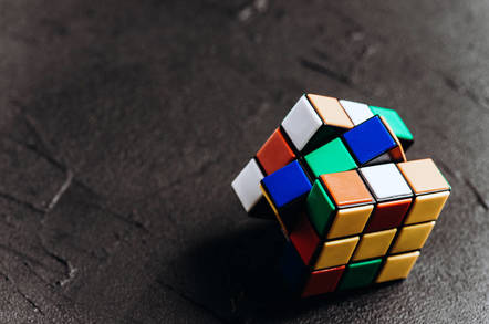 rubiks cube - Rubrik swallows Datos IO, shuffles in distributed DB backup