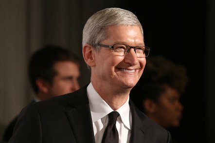 tim cook photo by jstone via shutterstock - Apple: iPhone sales are down (but they've never been more lucrative)