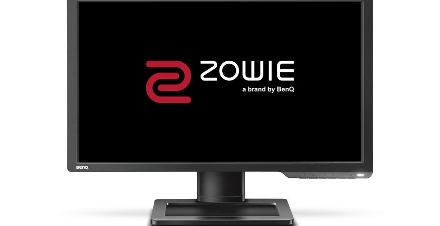 zowie monotor  875x450 - BenQ Launches Zowie XL2411P PC e-Sports Monitor in India For Rs. 27,500