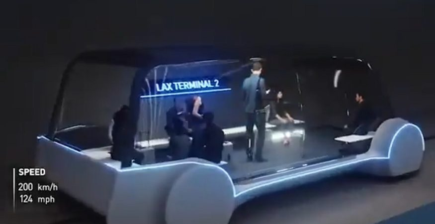 Elon Musk The Boring Company 875x450 - Elon Musk's Boring Company to Prioritise Pedestrians, Cyclists Over Cars: A Look at The Futuristic Transit System