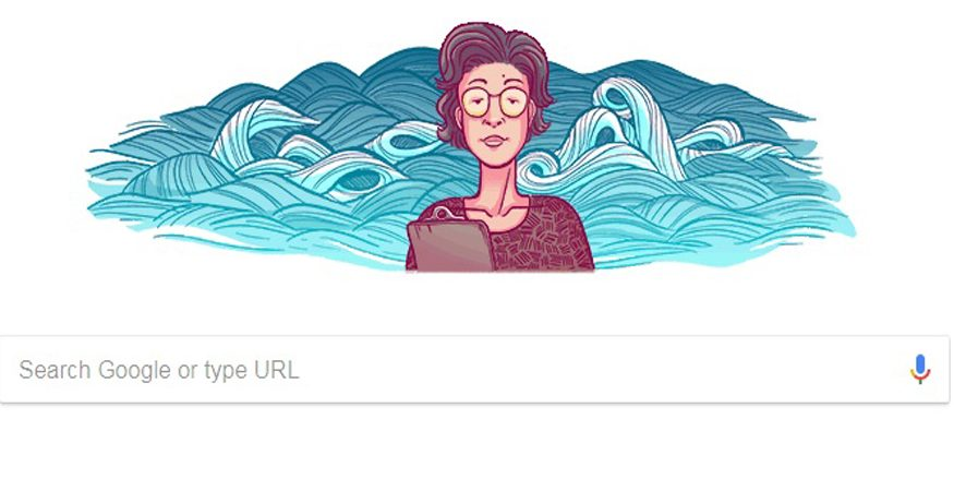 Katsuko Saruhashi 875x450 - Google Doodle Honors Japanese Geochemist Katsuko Saruhashi on Her 98th Birthday