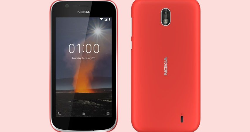 Nokia 1 Android Oreo 853x450 - Nokia 1 with Android Oreo Go Edition Launched For Rs 5,499