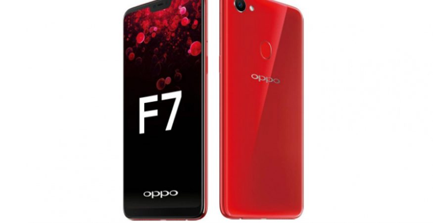 OPPO F7 PIC 875x450 - Oppo F7 With 25-Megapixel Selfie Camera, 6.23-Inch Full HD+ Display Launched in India For Rs 21,990