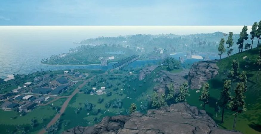 PUBG 875x450 - 'PUBG' Shows Glimpse of New Island Map on One-Year Anniversary