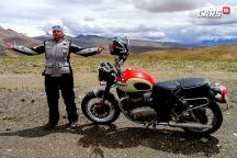 Biker Woman – Meet Pallavi Fauzdar, the adventure biker who is the 1st person in the world to cross the top 3 mountain passes