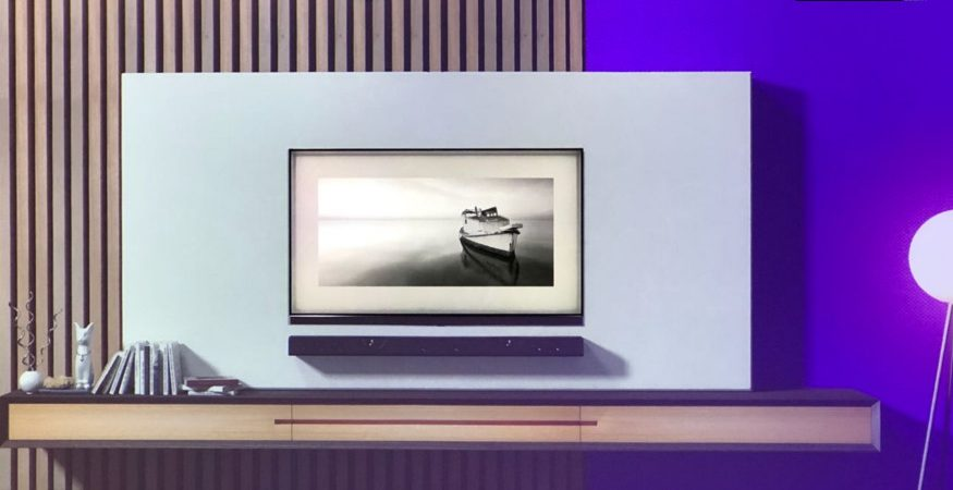 Samsung TV 875x450 - More Than Just A TV: Samsung Announces New 2018 QLED TV Lineup And More