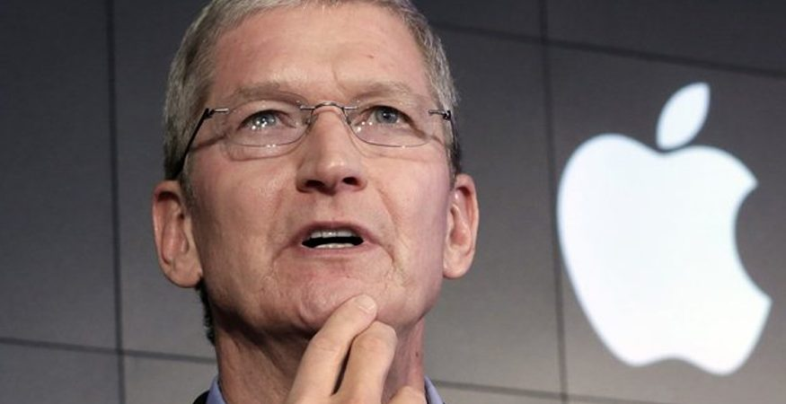 Tim cook 875x450 - Apple's Tim Cook Calls for Calm Heads on China, US Trade