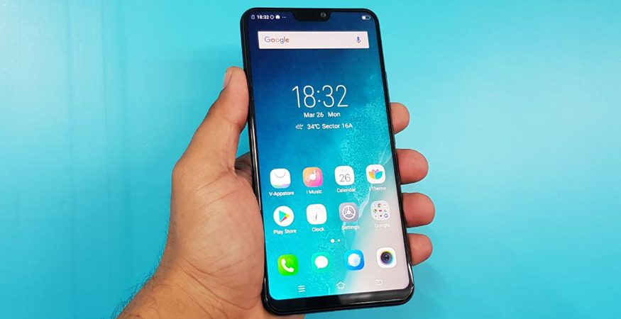 Vivo V9 Review1 875x450 - Vivo V9 Video Review: The First Android Clone of iPhone X to Reach India