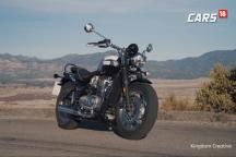 Triumph Bonneville Speedmaster Review (First Ride)
