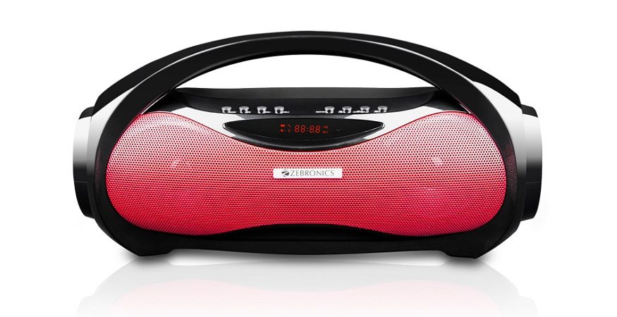 Zebronics axel 875x450 - Zebronics Axel Portable Speaker Launched For Rs 2799