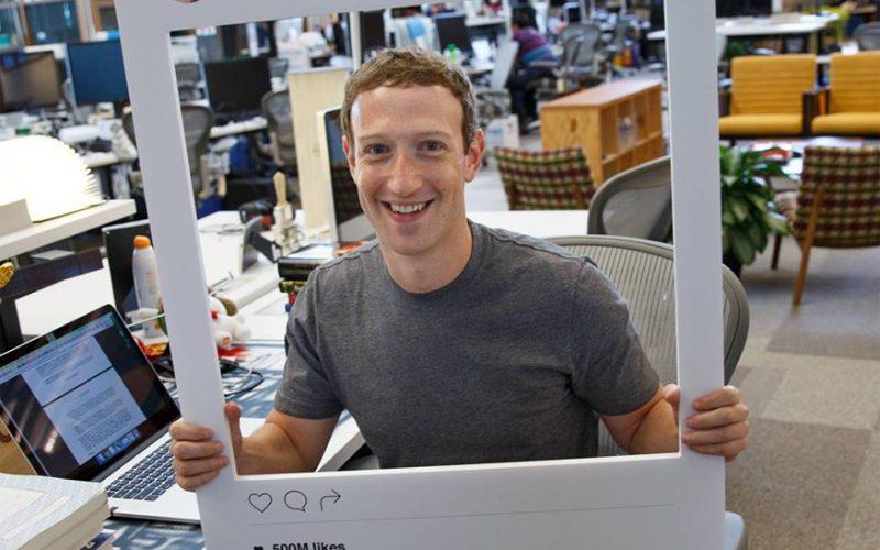 Zuckerberg Taped webcam 800x500 - Facebook's Mark Zuckerberg Disavows Memo Saying All User Growth is Good