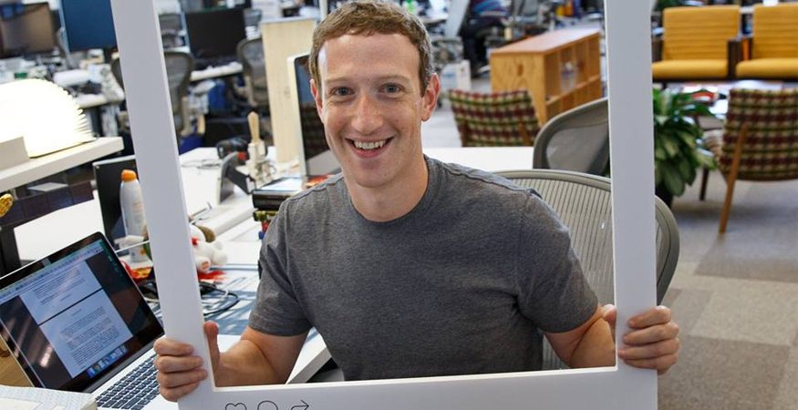 Zuckerberg Taped webcam 875x450 - Facebook's Mark Zuckerberg Disavows Memo Saying All User Growth is Good