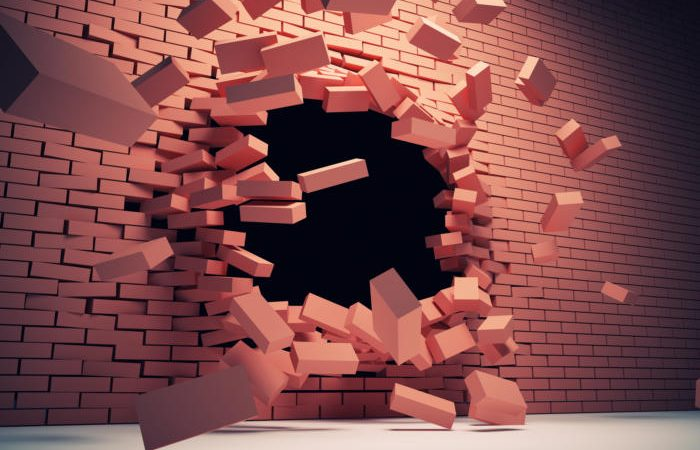 breaking through brick wall boundary thinkstock 516206222 100724481 large 700x450 - How is the tale of the Three Little Pigs a lesson for GDPR?