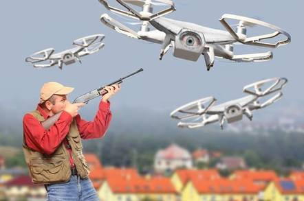 drone shooting - US Army warns of the potential dangers of swarming toy drones on US soldiers