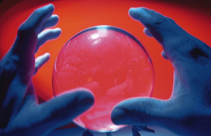 future crystal ball forecast fortune telling thinkstock 78464970 100749315 large 700x450 - Healthcare IT: reading the tea leaves