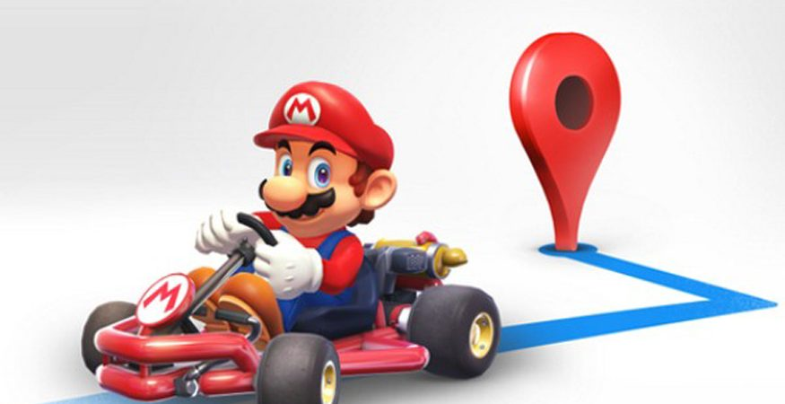 maRIYO PIC 875x450 - Mario Becomes Your Navigator On Google Maps To celebrate 'Mario Day'