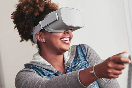 oculus go - Guns, audio and eye-tracking: VR nearly ready for prime time