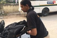 Delivery Woman : Meet Seema The Enterprising Woman Who May Just Deliver Your Next Order