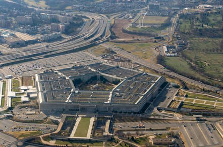the pentagon - Google assisting the Pentagon in developing AI for its drones